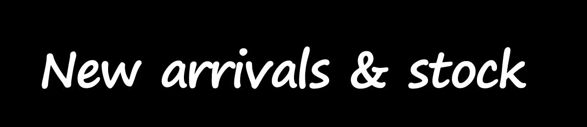 newarrivals&stock